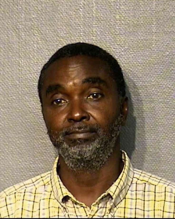 Raymond George Jackson, Jr. mugshot.