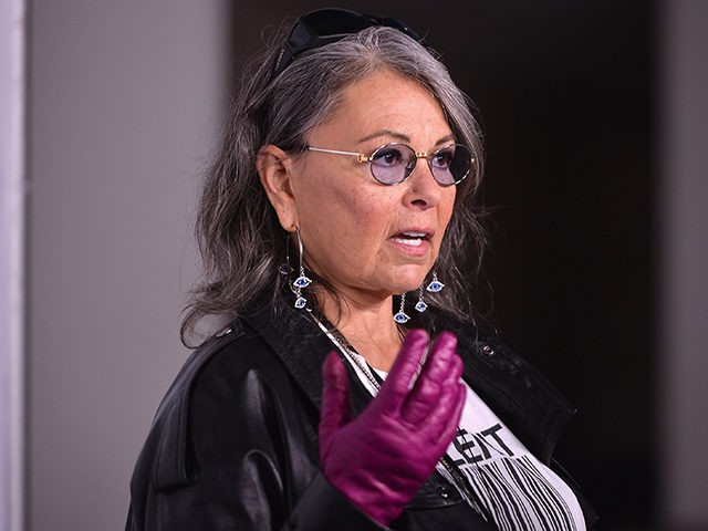 BEVERLY HILLS, CA - MARCH 10: Actress Roseanne Barr attends The Paley Center For Media's 2014 PaleyFest Icon Award announcement at The Paley Center for Media on March 10, 2014 in Beverly Hills, California. (Photo by Alberto E. Rodriguez/Getty Images)