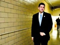 Rep. Paul Ryan, R-Wis. walks in the underground tunnel from his office towards the Capitol in Washington, Friday, Oct. 23, 2015. Ryan, on his way to becoming House Speaker and second in line to the presidency, says Congress must change its ways.    (AP Photo/Manuel Balce Ceneta)