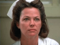 Nurse Ratched (enlarged from photo library)