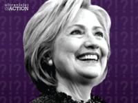 UltraViolet Hillary (Twitter)