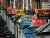 UK property market housing crisis building