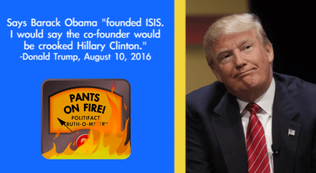 trump isis pants on fire