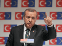 Nolte: Washington Post Prints Op-Ed from Turkey's Erdogan, World's Top Jailer of Journalists