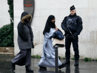 Muslims Paris France Islam police