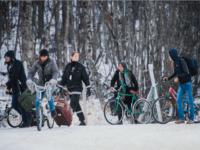 Norway Russian migrants