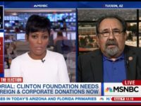 Democratic Congressman: Clinton Foundation 'Should Be Cut Off'