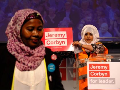 Jeremy Corbyn Rally