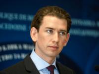 Austria's Kurz Vows Zero Tolerance on Anti-Semitism
