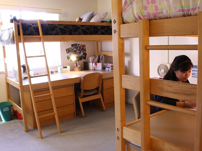 Uc Irvine Alumni Donate 17k For One Night In Old Dorm
