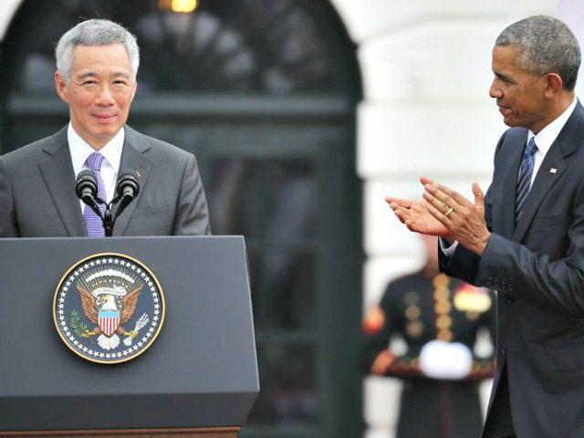 Singapore PM WH AP PhotoPablo Martinez Monsivais