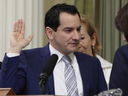 Speaker Anthony Rendon (Rich Pedroncelli / Associated Press)