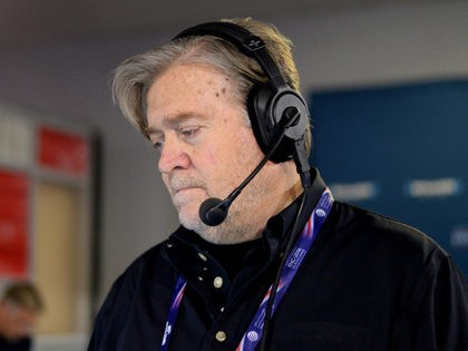 Military Times: Stephen K. Bannon 'a Man of Solid Character' Whose 'Conservative Roots Were Always Apparent'