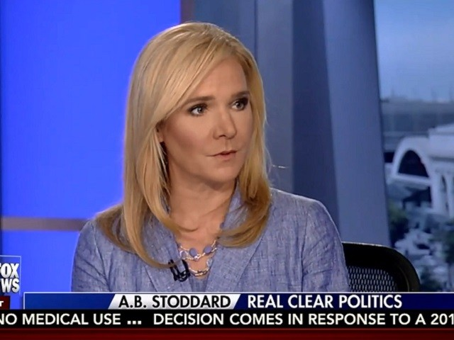 A.B. Stoddard: Dems 'Have Their Head In the Sand' If They ...