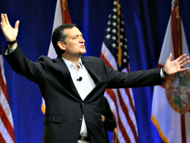 Ted Cruz Wild Arms AP