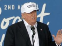 ***2016 LiveWire*** Trump: Immigration Enforcement Civil Rights Issue for Blacks, Hispanics