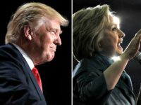 Trump Slightly Behind Hillary