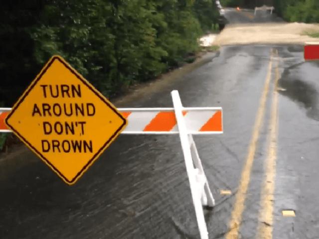 Flood Warnings Issued Across Texas As Massive Rainstorms