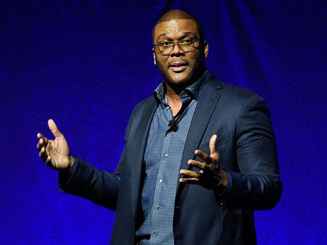 Tyler Perry defends mostly white cast on his upcoming TLC show