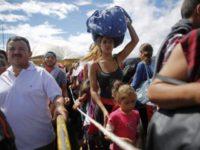 Venezuelan Illegal Immigrants invade Columbia