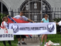 White Lives Matter - 14 words