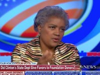 DNC Chair Brazile: Clinton Fdn Questions Attempt to 'Criminalize Behavior That Is Normal'