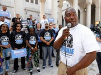 Exclusive: 'Black Men for Bernie' Founder to End Democrat 'Political Slavery' of Minority Voters… by Campaigning for Trump