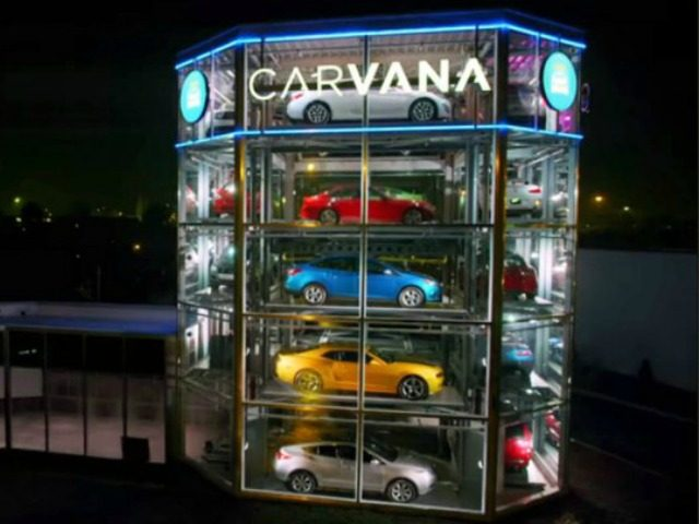 Car Dealership Vending Machine