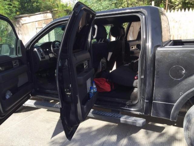 cartel vehicle