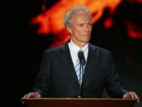 clint eastwood during the final day of the Republican National Convention at the Tampa Bay Times Forum on August 30, 2012 in Tampa, Florida. Former Massachusetts Gov. Mitt Romney was nominated as the Republican presidential candidate during the RNC which will conclude today.
