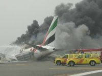 emirates airlines crash