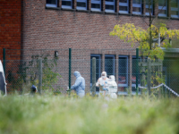 Explosion At Brussels Crime Lab