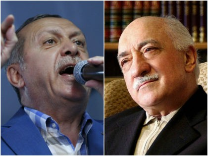 Erdogan and Gulen