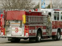Fire Department Will Put U.S. Flags Back on Fire Trucks After Outcry