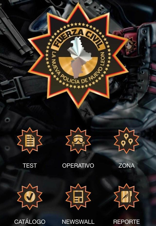 fuerza civil app