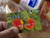 Georgia EBT card / Food Stamps