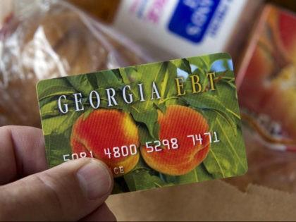 Georgia EBT card / Food Stamps