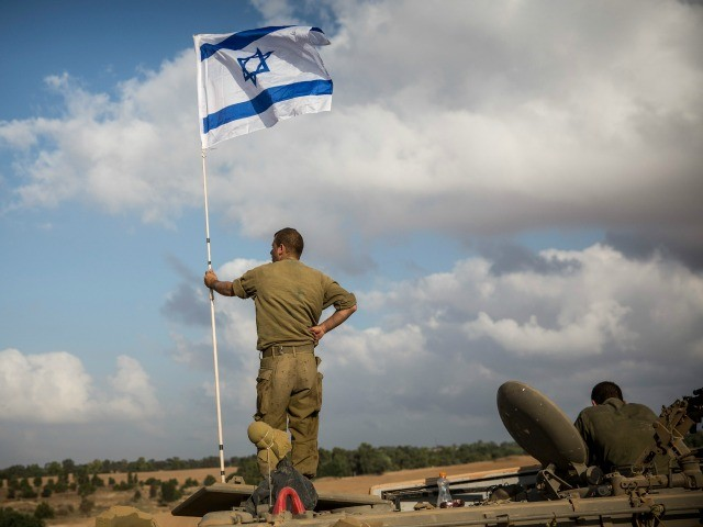 IDF: Hamas Using Lasers to Blind Israeli Troops Near Gaza Border