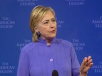 Hillary Clinton: Trump Doesn't Believe in 'American Exceptionalism'