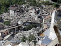 Italy Quake Death Toll Hits 267, State Funeral Planned