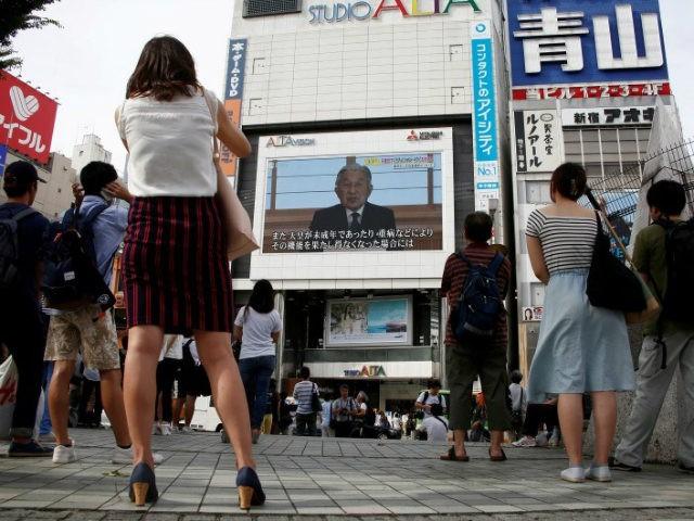 TOKYO (Reuters) - Japanese Emperor Akihito, 82, in a rare …