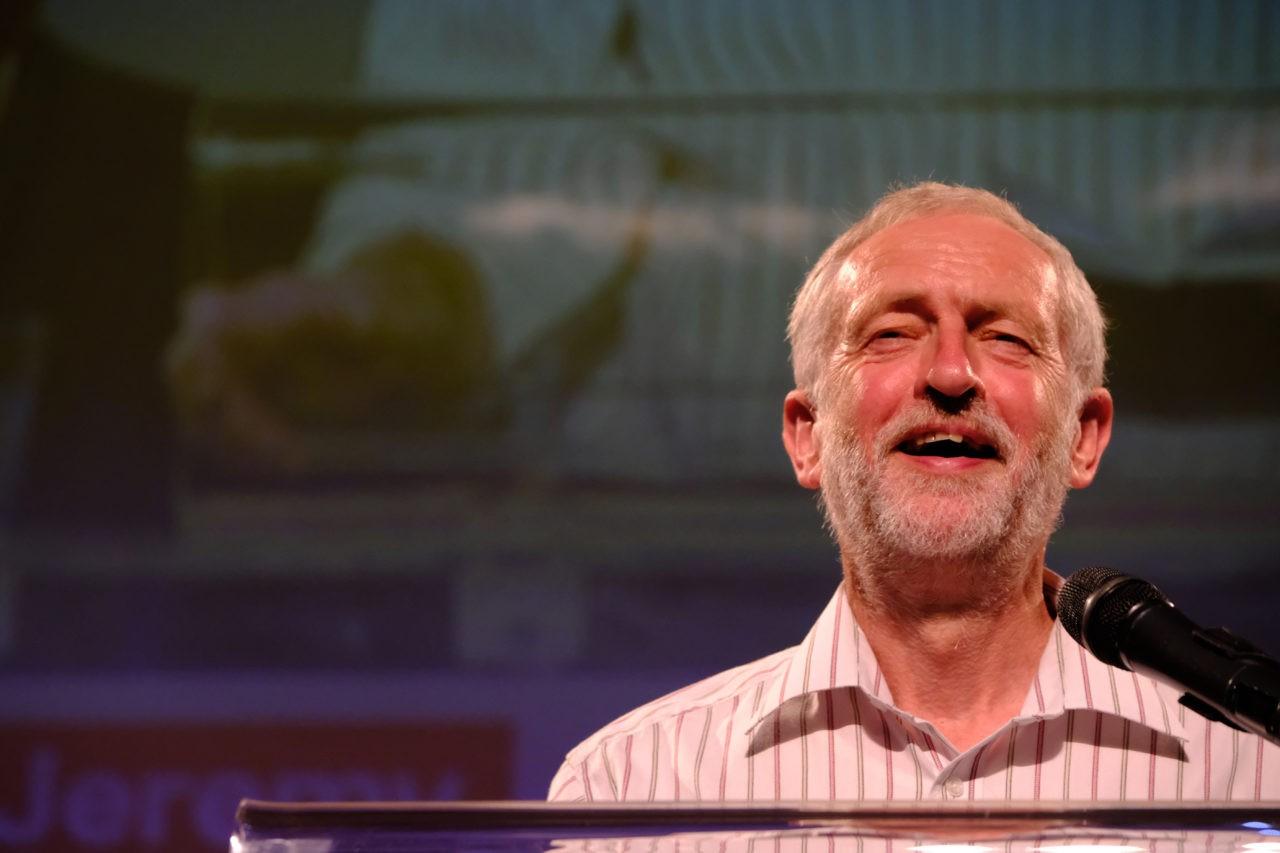 Jeremy Corbyn rally Kilburn