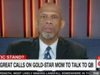Kareem Abdul-Jabbar: Kaepernick 'Is Doing Just What Thomas Jefferson Said Should Be Done'