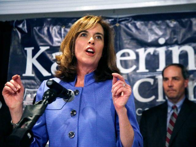 Representative Katherine Clark (AP/Elise Amendola)
