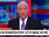 CNN's John King on Hillary SoS Schedules Not Being Released Until After Election: 'This Is Nuts'