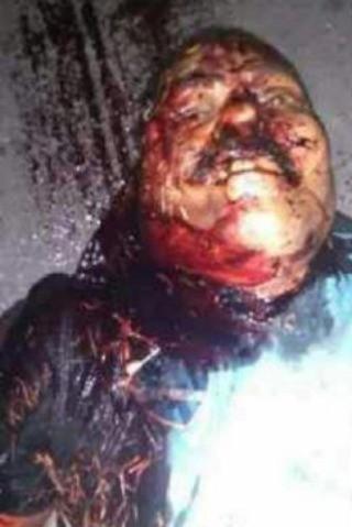 los Zetas Execution 2