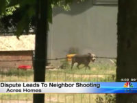 Police: Texas Man Shoots Neighbor Who Won't Stop Beating Dog