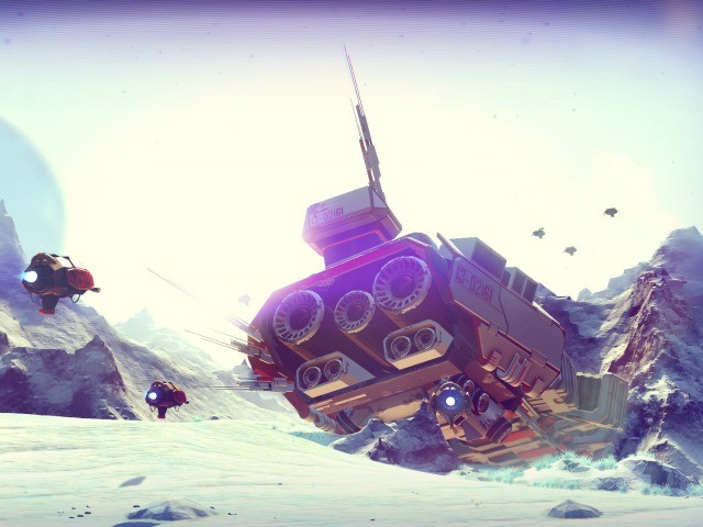 'No Man's Sky' Review: A Walking Simulator Across 18 Quintillion Planets