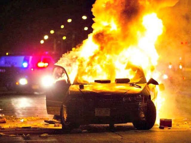 Milwaukee Riots After Police Shoot Black Suspect