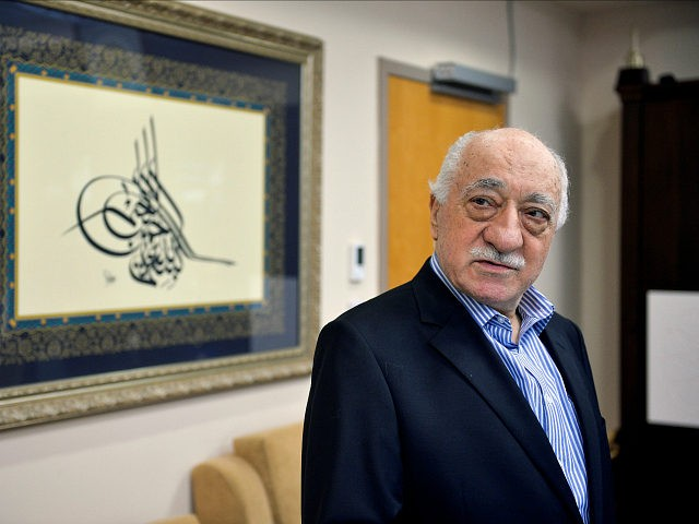 U.S. based cleric Fethullah Gulen at his home in Saylorsburg, Pennsylvania, U.S. July 29, 2016. REUTERS/Charles Mostoller/File Photo
